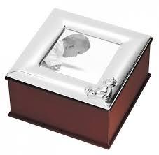 silver keepsake box silver baby s photo frame keepsake box