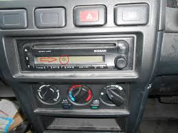 nissan pulsar n15 factory radio cd player s n v6328 ebay