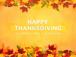 happy thanksgiving blessings sermon powerpoint fall thanksgiving