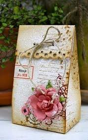 vintage wedding favors diy vintage wedding favors handmade vintage gift bag 842719