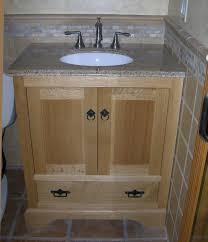 Oak Bathroom Cabinets Oak Bathroom Cabinets Ideas To Decor Your Bathroom