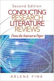 Conducting Research Literature Reviews  From the Internet to Paper