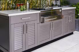 outdoor kitchen cabinet door hinges outdoor kitchen cabinets brown cabinetry