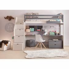 chambre fille lit mezzanine meilleur mobilier et décoration luxe lit mezzanine design chambre