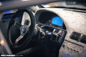 Custom 240sx Interior Grip Bunny A Different Breed Of S13 Speedhunters