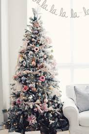 holiday home tour a pink christmas the pink dream
