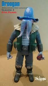 custom jedi master ven zallow wars black series figure
