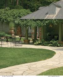 Paving Backyard Ideas Choosing The Right Paving Materials Finegardening