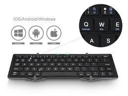 bluetooth keyboard android best portable bluetooth keyboards for iphone and android 2016