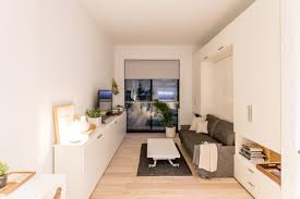 400 Sq Ft by 9 New York City Micro Apartments That Bolster The Tiny Living