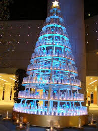 creative christmas tree lights 19 beautiful and creative christmas trees holidays pinterest
