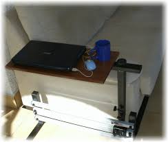 sofa desk for laptop knock down laptop table for couch standup