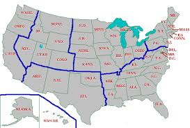 map us states regions us state map by regions regions sketch thempfa org