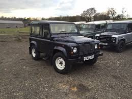 land rover defender 2013 second hand land rover defender hard top tdci 2 2 for sale in