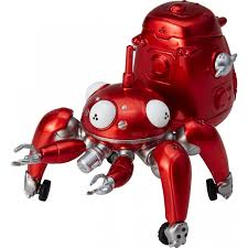 in the shell s a c tachikoma diecast collection 02 tachikoma red