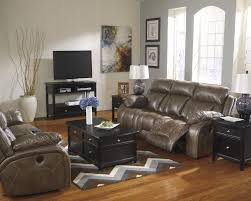 Marlo Furniture Rockville Maryland by Ashley Furniture Loral Sable Reclining Living Room Group Ahfa