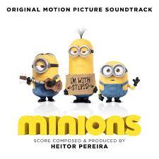 minions original motion picture soundtrack artists