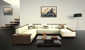 Living Room L Shaped Sofa Stunning Wooden L Shape Sofa Set Ideas Liltigertoo