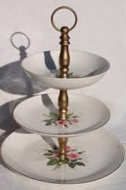 vintage cake stand vintage cake plates and cake stands