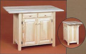 Unfinished Kitchen Island Unfinished Pine Kitchen Cabinets 5213