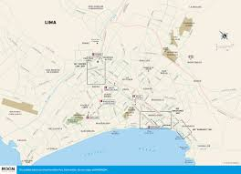 lima map printable travel maps of peru moon travel guides