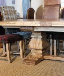 Rustic Oak Dining Tables Rustic Oak Dining Table Culturesphere Co