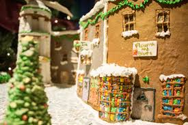 congratulations to the winners of our 2016 gingerbread competition