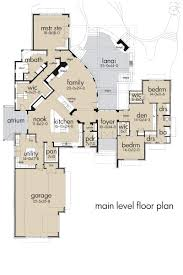 What Is Wic In A Floor Plan Santa Catalina 5520 3 Bedrooms And 3 Baths The House Designers