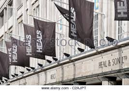 Tottenham Court Road Interior Shops Heals Heal And Son Ltd Tottenham Court Road London England Uk