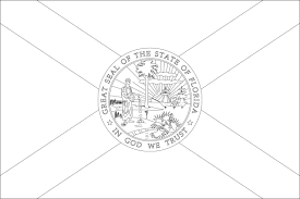 coloring pages of state flags coloring home