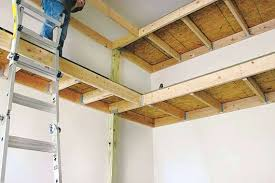 Free Standing Garage Shelves Plans by Garage Shelving Plans U2013 Moonfest Us