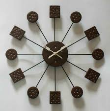 Small Decorative Wall Clocks Enchanting Decorative Kitchen Wall Clock 143 Small Decorative