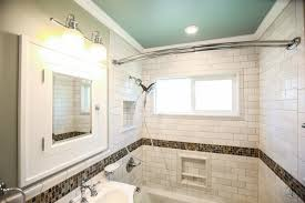 beautiful spa like tiny bathroom remodel in san diego california