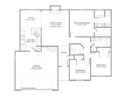 Printable Floor Plans by Detail Granite Ridge Builders