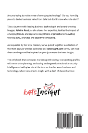 kat bytes one woman u0027s love affair with data and analytics