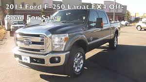 2014 ford f250 for sale 2014 ford f 250 lariat fx4 road for sale in silverthorne