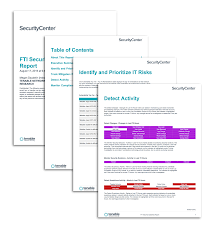 fti security guidelines report sc report template tenable