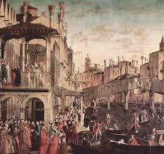 camini veneziani venezia healing of a madman o la puntualit罌 di vittore carpaccio