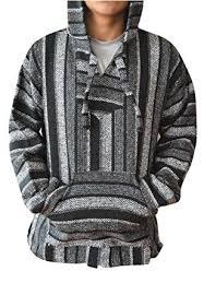 baja sweater amazon com molina baja hoodie grey black pullover jerga
