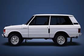 land rover 1970 watch the evolution of range rover from 1970 to 2017 automobile