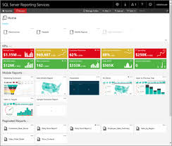 report builder templates what s new in reporting services ssrs microsoft docs