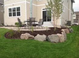 Patio Landscape Design Groundwrx Landscape Hardscape Design Maple Grove Mn