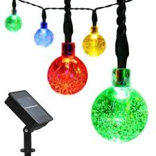 solar holiday lights ebay