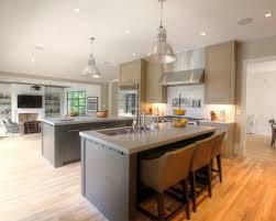 two kitchen islands kitchen with 2 islands