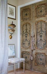 Ornate Interior Doors These Ornate Doors Ooze W Rustic Vintage European Style From The