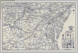 Road Map Virginia by Road Map Of Maryland And Virginia Virginia Map