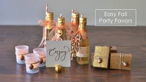 Easy Favors by Diy Easy Fall Favors