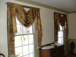 Simple Window Treatments For Large Windows Ideas Arched Window Treatments Diy Creative Home Decoration