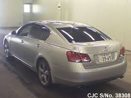 lexus gs430 used for sale 2005 lexus gs430 silver for sale stock no 38308 japanese used