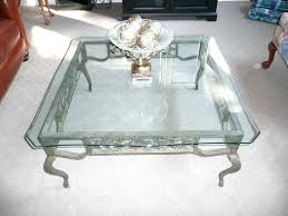 espresso beveled glass coffee table beveled glass coffee table raunsalon com